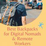 backpacks for digital nomads