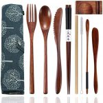 Best Cutlery Set for Eating on the Go