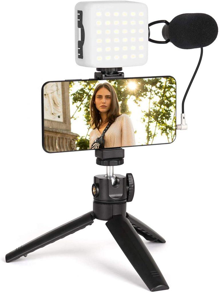 mobile lighting for video