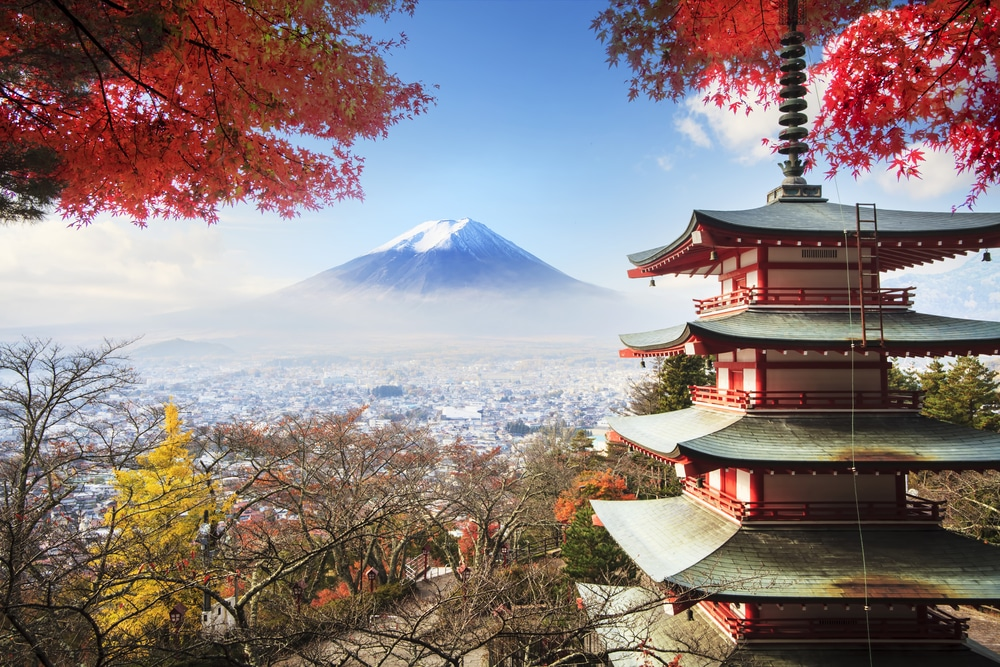 remote working in japan