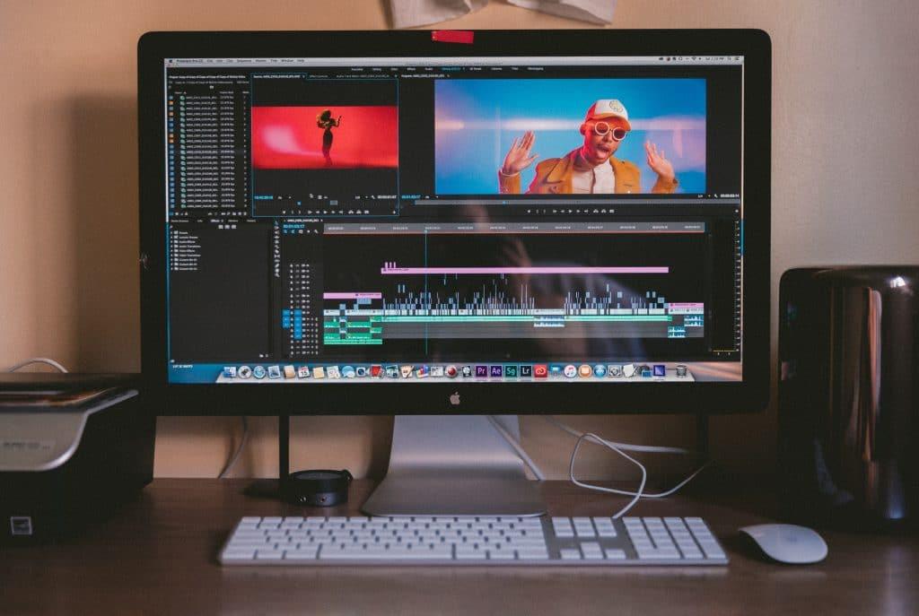 editing youtube videos