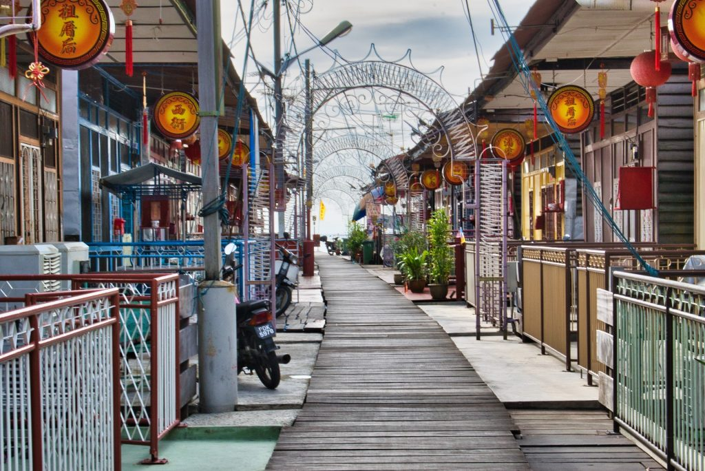 Malaysia for digital nomads - penang