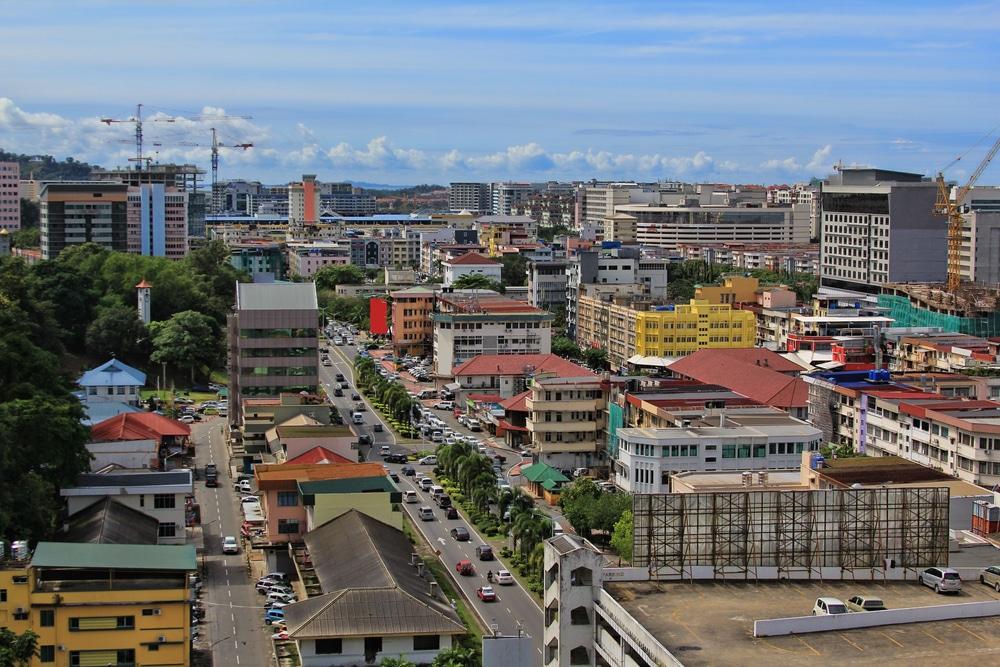 kota kinabulu for digital nomads malaysia