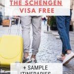 travel the shengen visa free