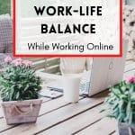 work life balance guide