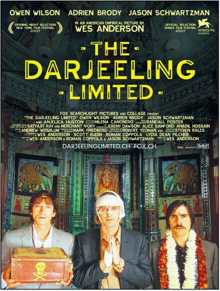 darjeeling limited movie