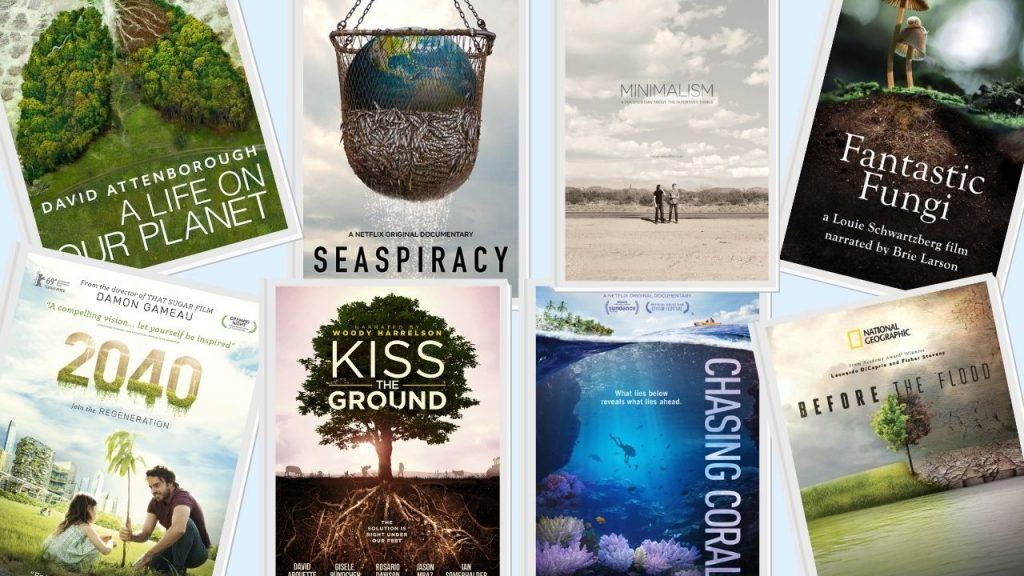 Must-Watch Climate Change and Sustainability Documentaries